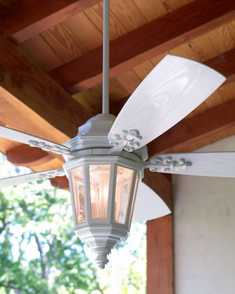 Dimone Patio Ceiling Fan Traditional Ceiling Fans by