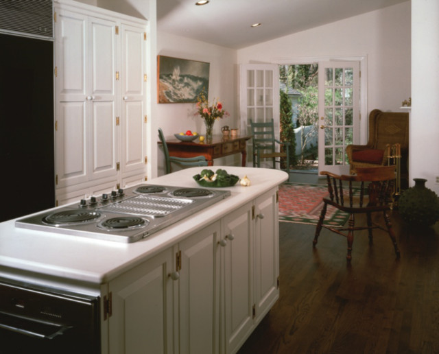 Home Additions traditional-kitchen