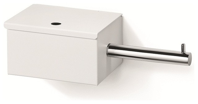 Scondi 5137.09 Toilet Paper Holder with Toilet Paper Storage contemporary-toilet-paper-holders
