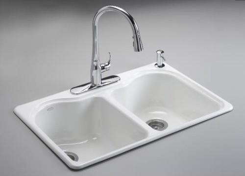 Hartland Self-Rimming Kitchen Sink modern-bath-products
