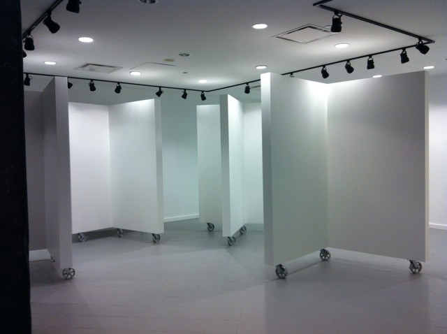Mobile Display Walls - Dr Seuss Gallery Water Tower Place ...