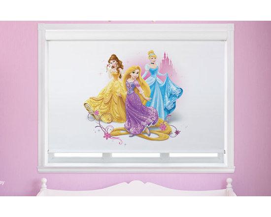 Disney Princess Window Shades -
