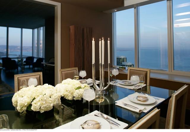 San Francisco Dining Room transitional-dining-room