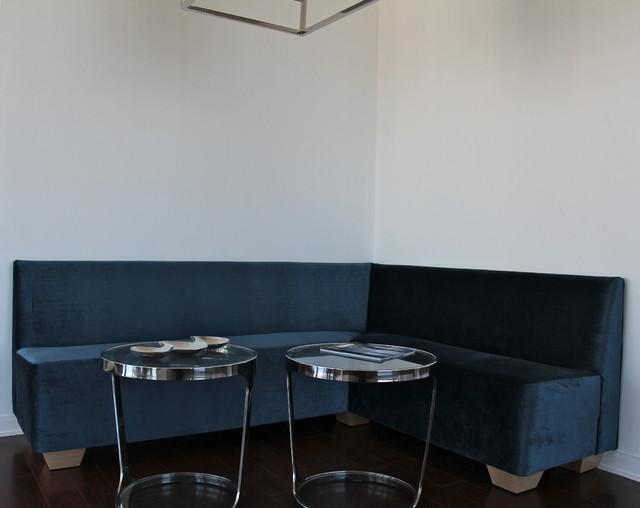 One Rincon - Interior Remodel modern-living-room