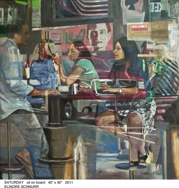 Saturday contemporary-artwork
