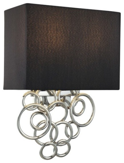 Ringlets 2-Light Wall Sconce contemporary-wall-sconces