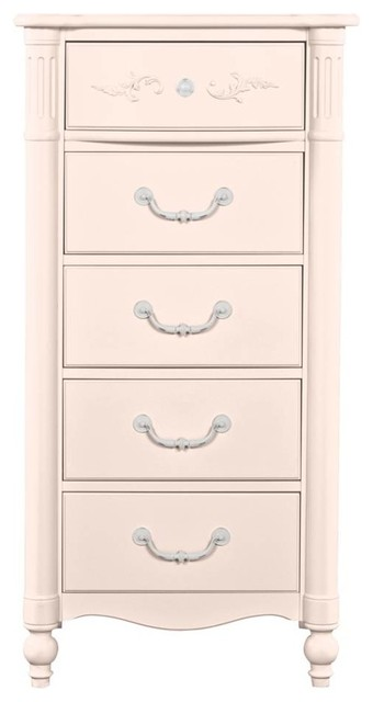 Isabella Single Chest - Bliss Standard Finish traditional-kids-dressers