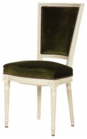 Antique Louis XV Dining Chair traditional-dining-chairs