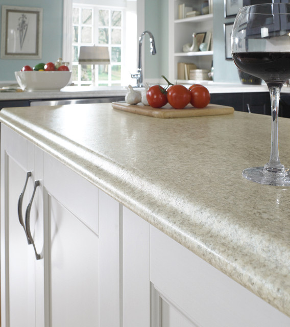 Decorative Edges Kitchen Countertops by Wilsonart