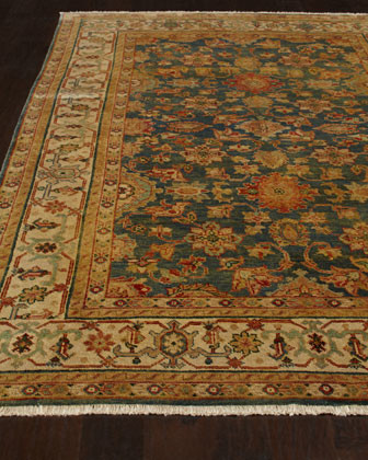 """Dreka"" Mahal Rug traditional-rugs"