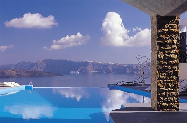 Astarte Suites Hotel   Santorini Greece modern