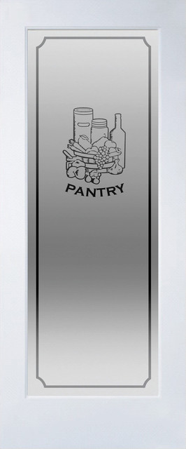 Pantry  interior doors