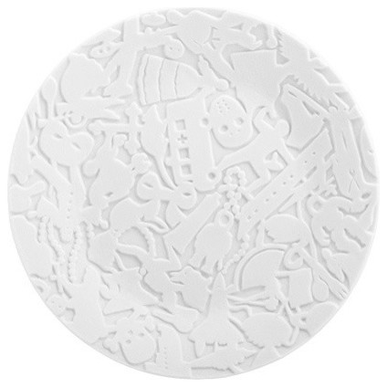 Biscuit Day Out Plate by Studio Job modern-dinner-plates