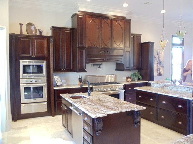 Saacks Modern Kitchen Cabinets New Orleans By Peterlabarre Kraftmaid Cabinetry
