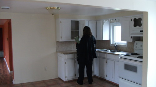Low ceilings for Kitchen cabinets for 7 foot ceilings