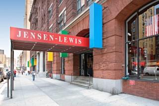 Jensen Lewis Furniture New York Ny Us 10011