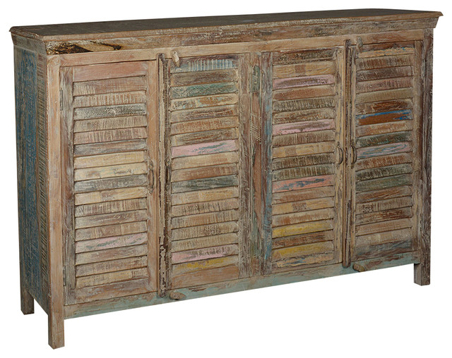 Rustic sideboards and buffets furniture