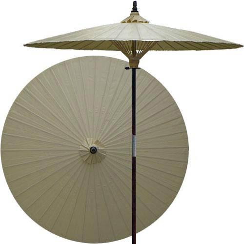 vanilla patio umbrella asian outdoor umbrellas by