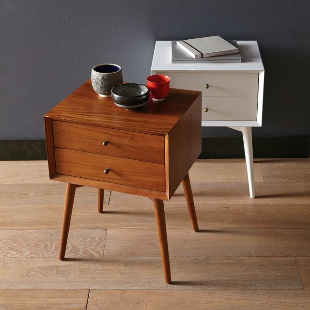 Midcentury Nightstand Modern Nightstands And Bedside Tables