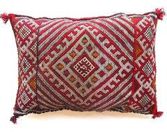 Morrocan Berber Kilim Pillows eclectic-pillows