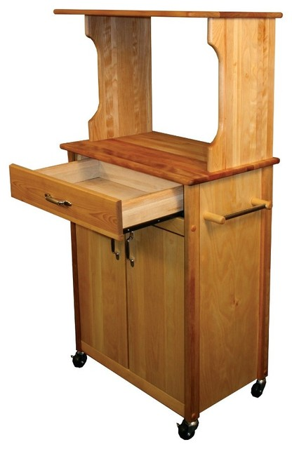 Rustic kitchen islands and kitchen carts by butcher block co