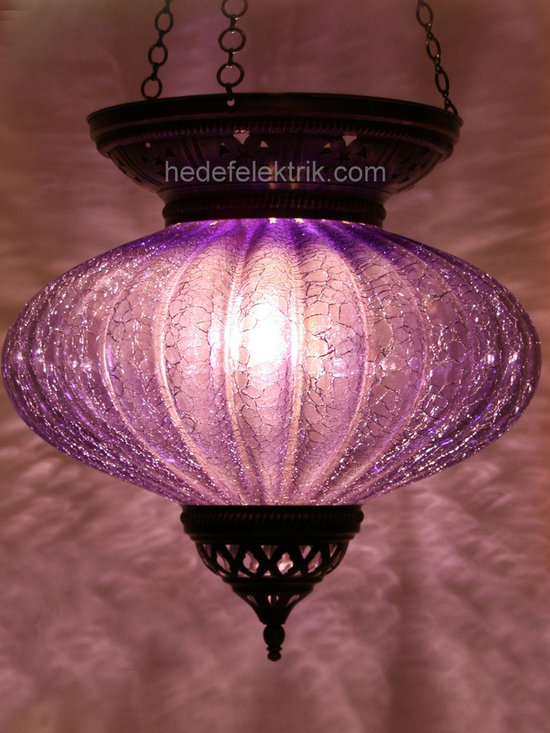 Turkish Style - Ottoman Lighting - *Code: HD-04161_99