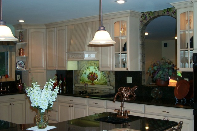 steve traditional-kitchen-cabinetry