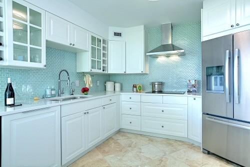 Miami Interior Design - Miami Decadence traditional-kitchen