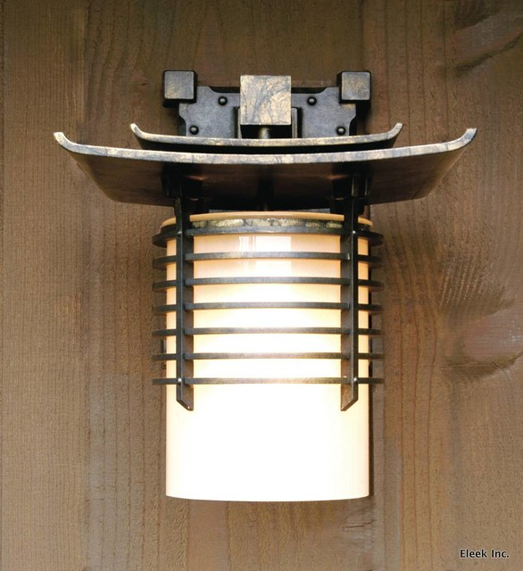 Takashima Sconce Asian Wall Sconces Portland By