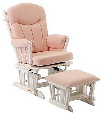 Habebe Glider Rocking Nursing Maternity Breastfeeding Recliner