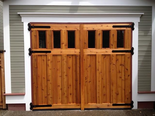 Standard Carriage Door - Craftsman - Garage Doors And ...