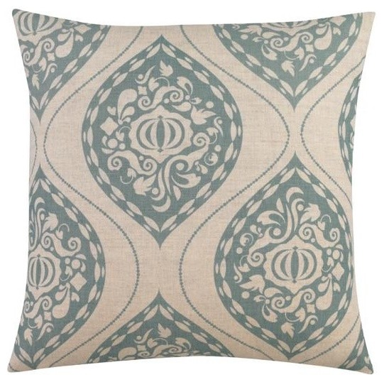 Dwellstudio Ogee Pillow modern-decorative-pillows