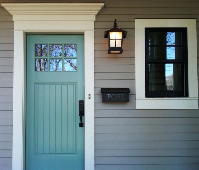 Cottage Lantern - traditional - outdoor lighting - orange county