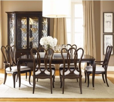 Dining Table American Drew Dining Table Chairs