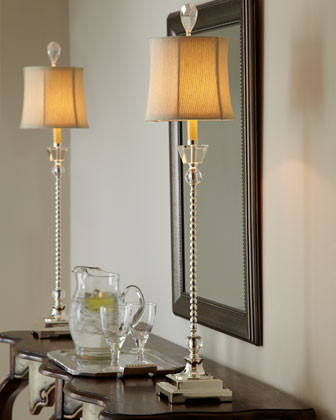 Sherise Buffet Lamp traditional lamp shades