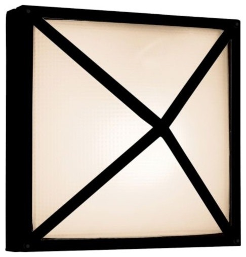 Oden Wall Sconce by Access Lighting modern-outdoor-lighting