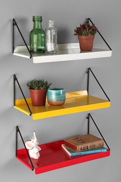 modern wall shelf - modern - display and wall shelves