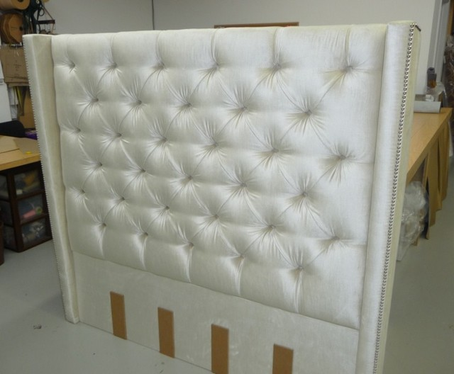 Beds and Headboards - headboards - other metro - by Decor Studio