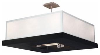 Stonegate Designs | Candela Square Pendant Light modern-pendant-lighting