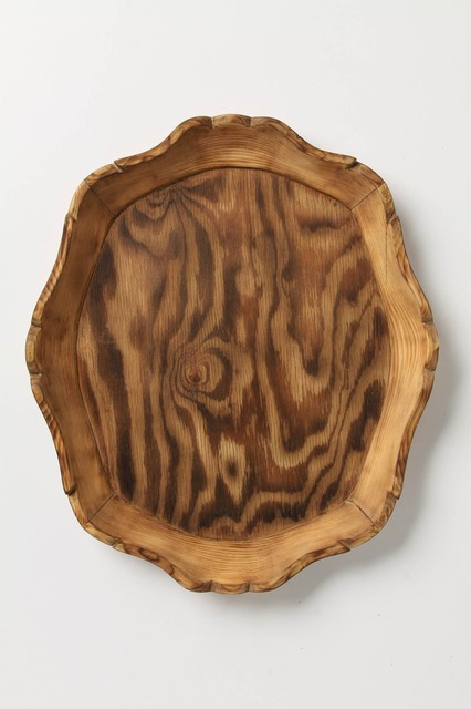 Refined Timber Tray rustic-platters