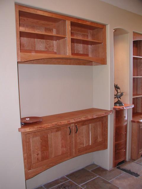 Custom Built in Furniture traditional