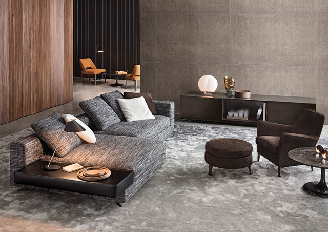Minotti 2013 Collection Modern Sectional Sofas
