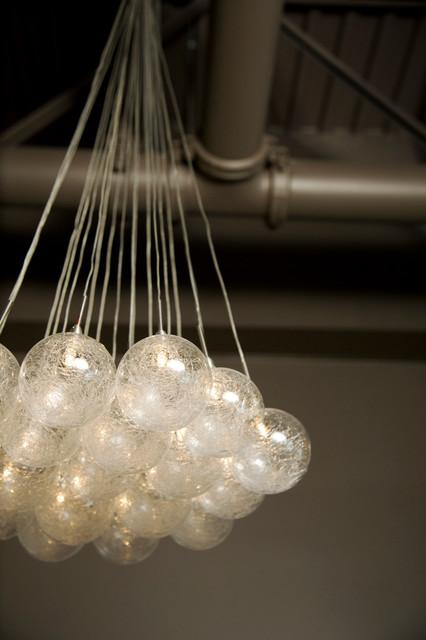 Modern Loft Space Contemporary Pendant Lighting