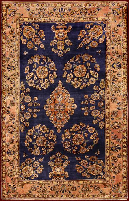 gruppo di tappeti antichi persiani - Traditional - Rugs ...