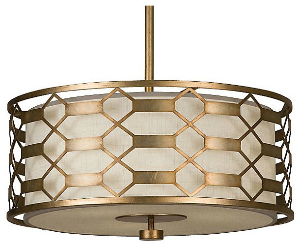 Allegretto 787540 Drum Pendant traditional pendant lighting