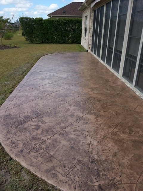 Brunswick Forrest traditional-patio