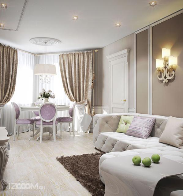 Design interior contemporary-living-room