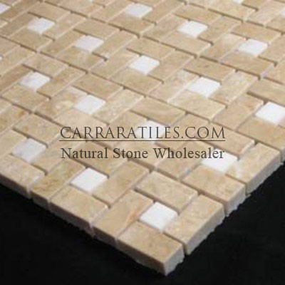 Mosaic Tile Patterns For Floors Mosaic Pattern Floor From