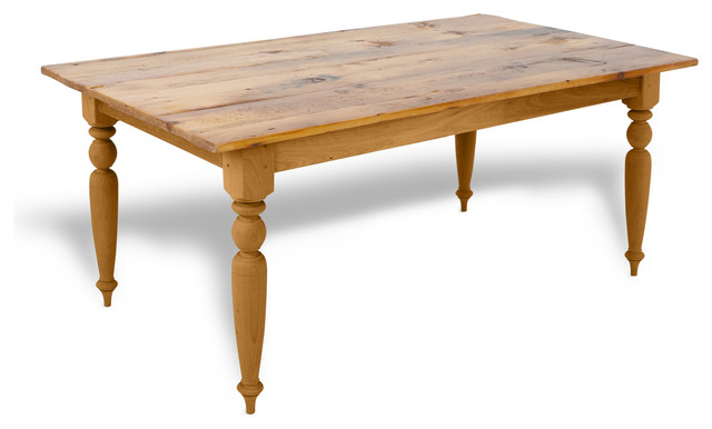 French Farmhouse Dining Table - Dining Tables - burlington ...