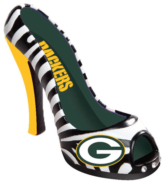 Green Bay Packers Shoes Heels